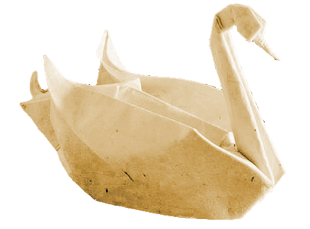 Crane Origami (difficult model) - OrigamiArt.Us | 324x438