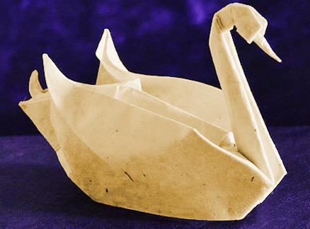Origami Swan - YouTube | 324x438