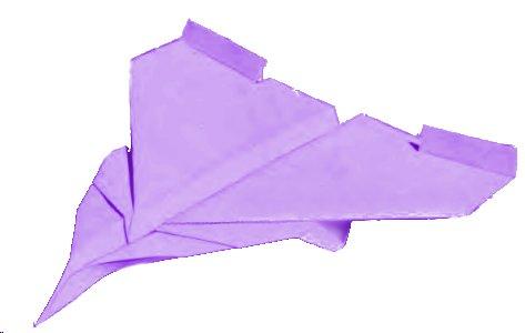 advanced paper aircraft construction book