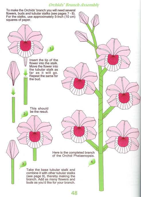 Oribana delight paper flowers and vases mightylinksfo