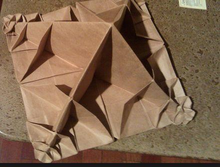 Genuine origami  Jun Maekawa