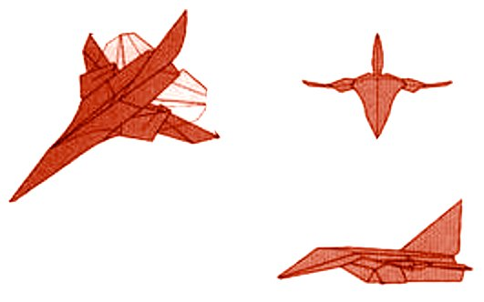 Origami Aircraft Jayson Merrill  Book