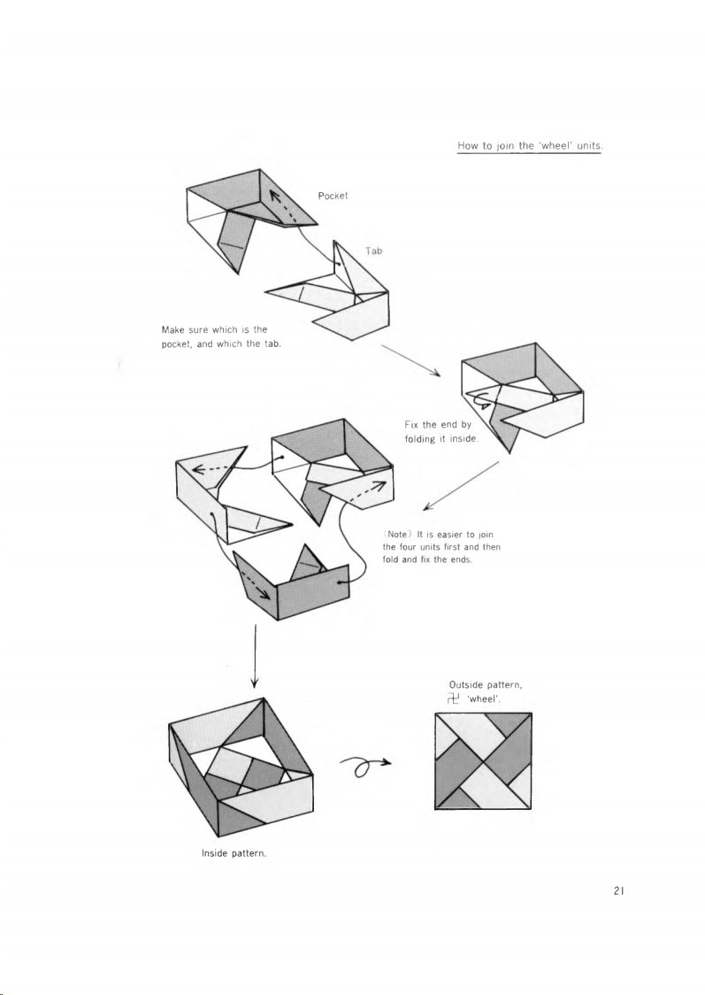 Origami Box Diagrams Diy Enthusiasts Wiring Advanced Fox Instructions Diagram Boxes Tomoko Fuse Book Rh Art Us Fancy Square