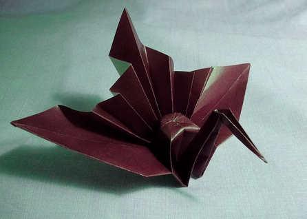 Holliday Crane Origami