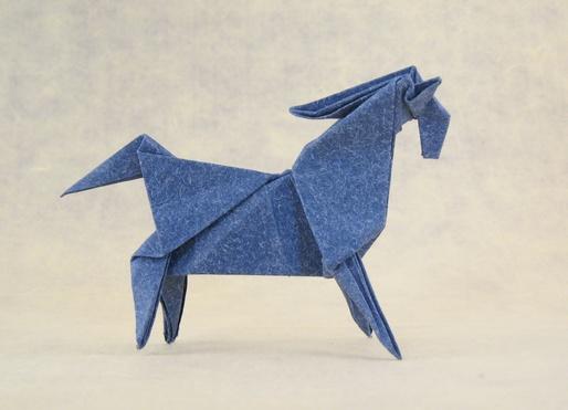 Horse By Jun Maekawa