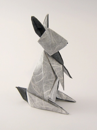 Rabbit By Hideo Komatsu