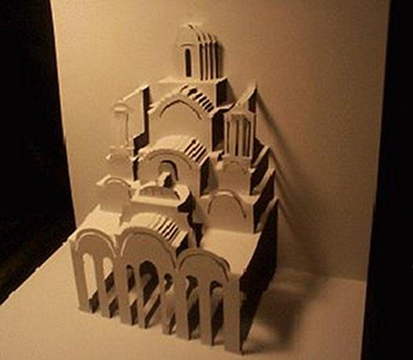Киригами своими руками схемы фото 56