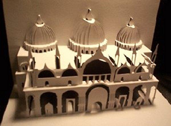 Basilica San Marco 3d Model