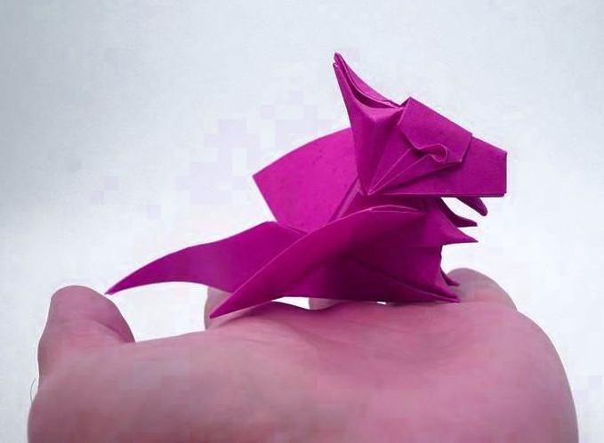 baby dragon jo nakashima
