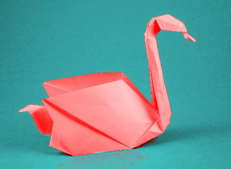 Swan Robert J Lang