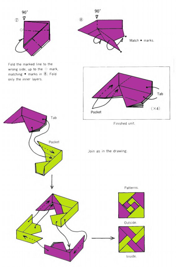 beautiful origami box rh origami art us origami box diagrams pdf origami box diagrams pdf