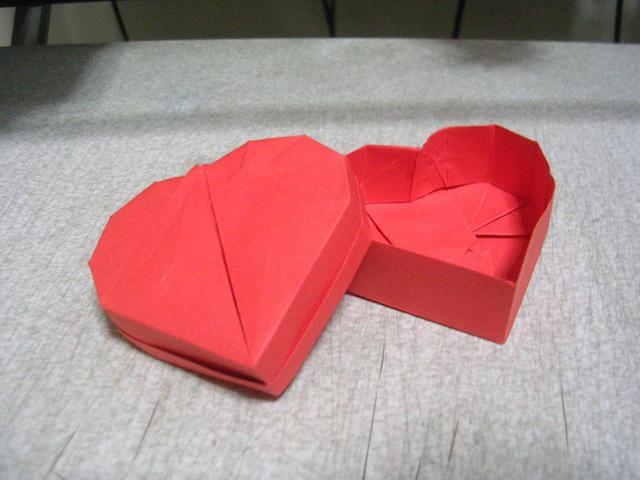 Box     heart
