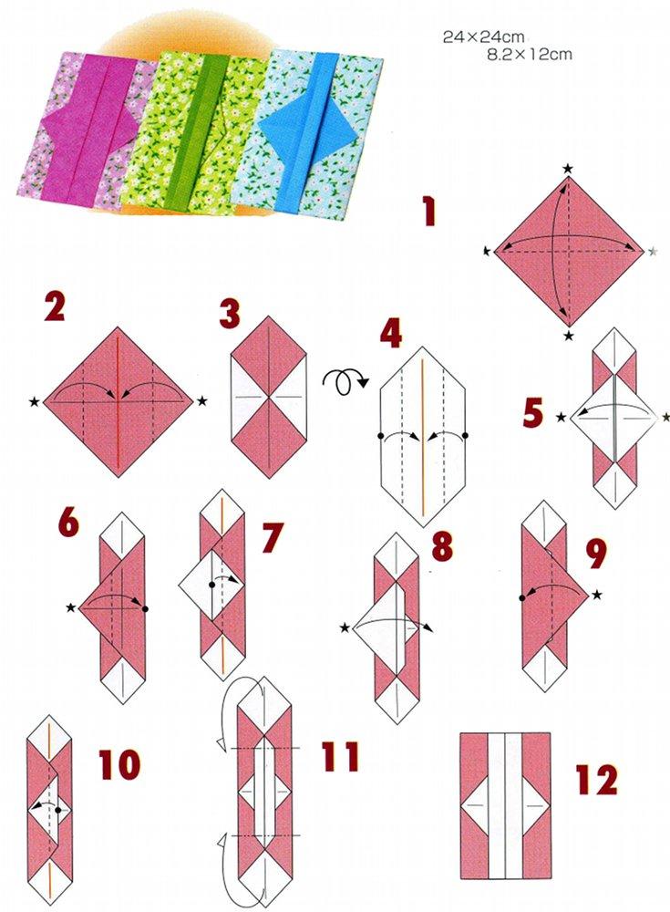 Image Gallery Origami Crane Envelopes