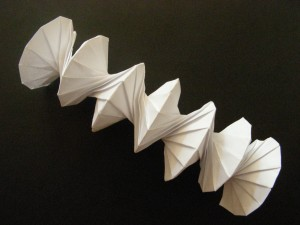 basic flower diagram the movable scroll  jeff beynon  origamiart us  the movable scroll  jeff beynon  origamiart us