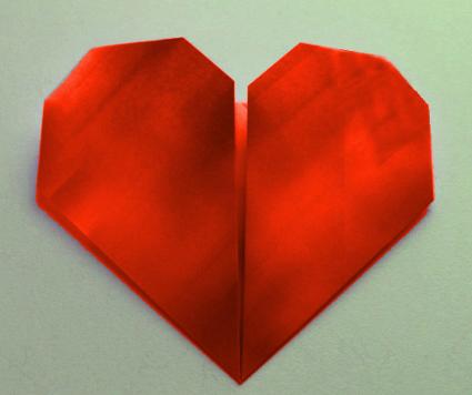 Valentine Origami