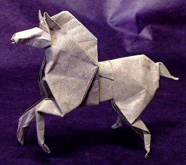 Horse By Roman Diaz