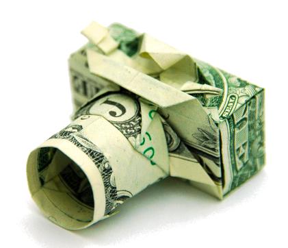 Dollar Origami Heart With Quarter - Decor | Dollar bill origami ... | 362x421