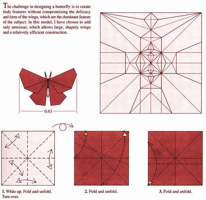 Origami Shirt Folding   Origami schmetterling, Origami anleitungen ...   645x665