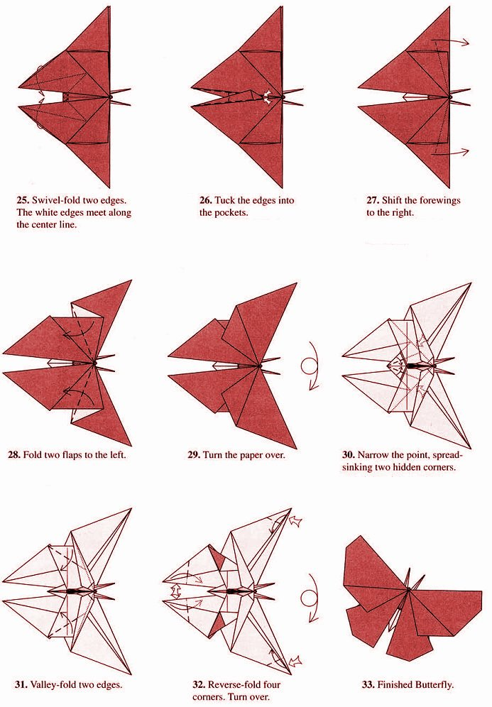 Online Origami Tutorials Eclipse the Traditional Manual - The New ... | 996x693