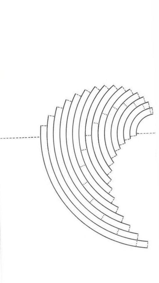 Открытки схема сложных объемных