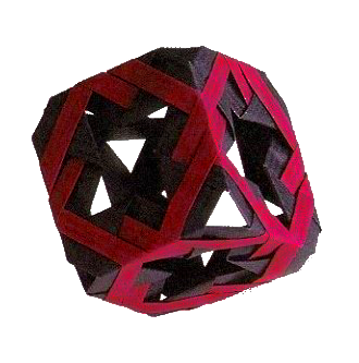 10 Awesome origami Magic Ball | Origami cube, Paper crafts origami ... | 333x330