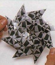 Magic Star Ring Origami