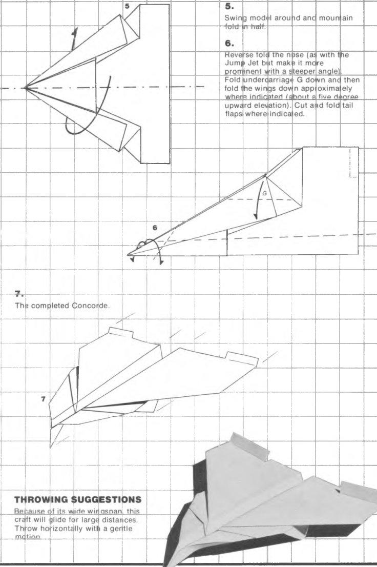 origami concord