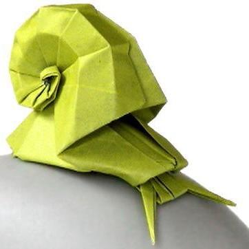 Daily Origami: 029 - Snail - YouTube | 362x362